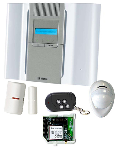 Powermax Complete GSM Kit incl. K9-85, MCT320, MCT234, GSM350
